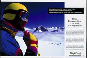 Bayer – Ad campaign