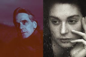 Jeremy Irons, Sophie